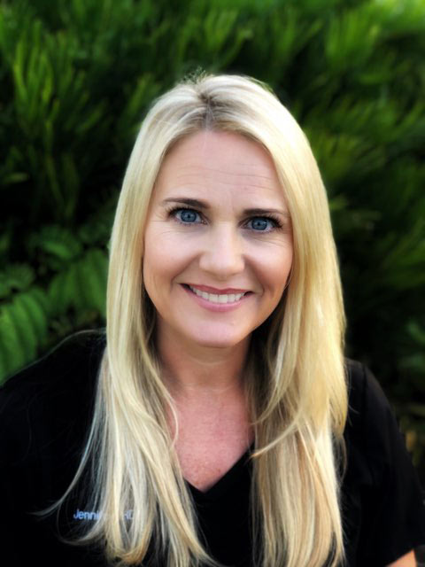 Team member Jennifer