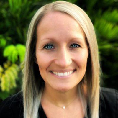 Team member Kelli