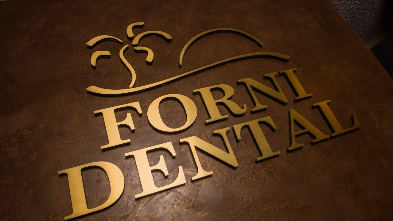 Forni Dental logo